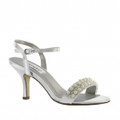 Anabelle White Satin $86