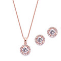 CS 48151 Neck and Earring set $35