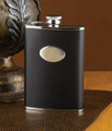 Black Flask 8 oz