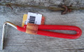 Hoof Pick - Vinyl Handle (Red)