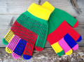 Magic Gloves - One Size Fits All - Rainbow
