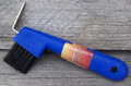Hoof Pick - Brush Combo (Blue)