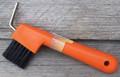 Hoof Pick - Brush Combo (Orange)