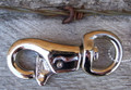 "Snap - 4"" Triggerbull EZ Open Hook (Nickel Plated)"