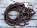 Draw Reins - Corded (Brown)