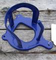 Bridle Holder - Vinyl Coated Steel (Blue)