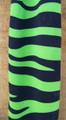 Lycra Tail Bag Prints (Purple Zebra)