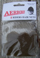 Hair Nets - 2 Per Package (Medium Brown)