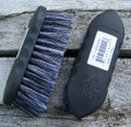 Brush - Small Horse Hair by Tail Tamer (Black)