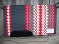 Custom Corona Blanket - 40x34 (Charcoal Base)