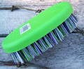 Brush - Tail Tamer Small Short Bristle Poly (Lime)