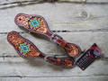Spur Straps - Beaded Inlay (Youth) by Rafter T Ranch Company