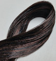 Black Orchid 43 KatSilk ® Saran Doll Hair