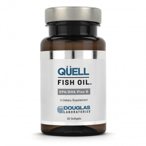 QUELL FISH OIL ® - EPA/DHA PLUS D