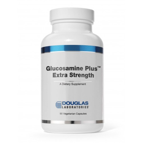 Glucosamine Plus ™ Extra Strength capsules, contain a synergistic combination of glucosamine sulfate and chondroitin sulfate.