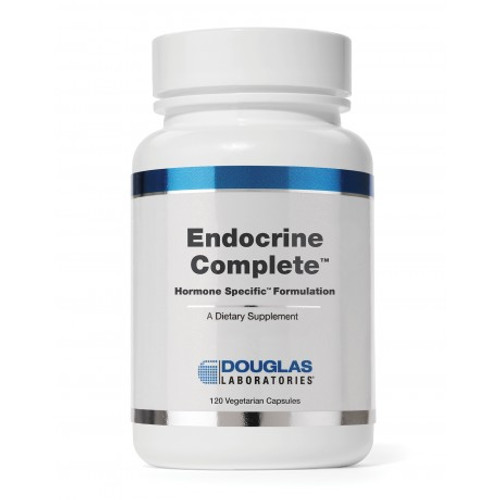 Endocrine Complete™ provides total nutritional and herbal support of sex hormones and adrenal, thyroid and blood sugar function, and natural hormone production.