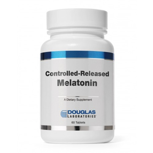 Controlled-Release Melatonin 60 Tablets