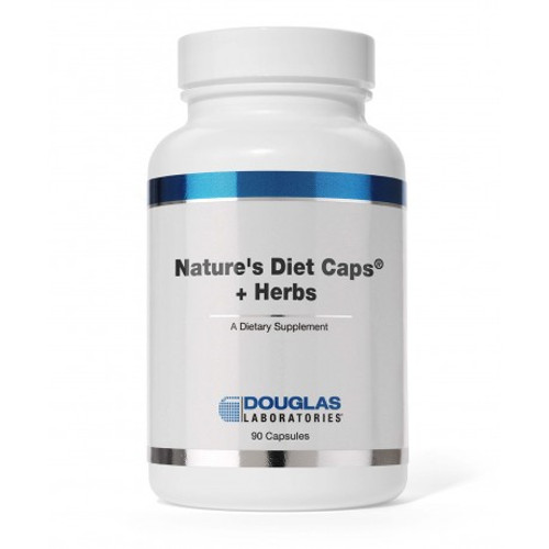 Nature's Diet Caps ® + Herbs