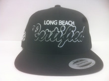 CERTIFIED WRITTEN SNAPBACK ALL BLK