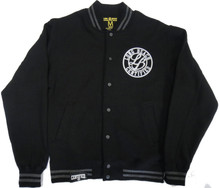 LONG BEACH CERTIFIED LETTERMAN JACKET