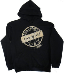 CERTIFIED STAMP HOODED
