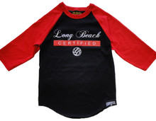CERTIFIED BOX RAGLAN TEE