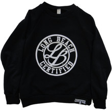 KIDS LB CERTIFIED CREWNECK