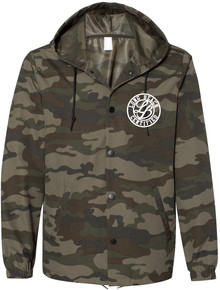 LONG BEACH CERTIFIED JACKET CAMO