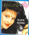 Eagle Black - Henna Hair Dye (Box - 6 Sachets)