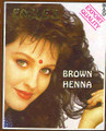 Eagle Brown - Henna Hair Dye (Box - 6 Sachets)