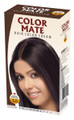 Color Mate Hair Color Cream - Dark Brown (Box)