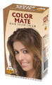 Color Mate Hair Color Cream - Golden Brown (Box)