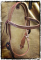 Berlin Custom Leather Browband Headstall Classic