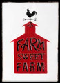 Metal Farm Sign