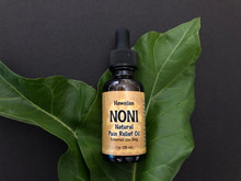 Hawaiian Noni Natural Pain Relief Oil