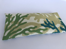 Therapy Pillow  Hot/Cold (Cream/Coral Print R2)