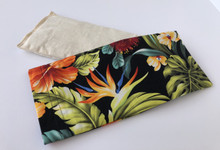 Eye Therapy Pillow(Blk. Tropical Flowers EP5)