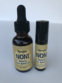Hawaiian Noni Natural Pain Relief Set