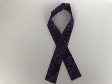 Cooling Scarf  (Purple/Blk Tribal)