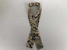 Cooling Scarf  (Biege/Blk Tribal)