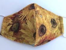 Face Mask(Sunflower)