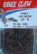 EAGLE CLAW 570 STYLE HOOK