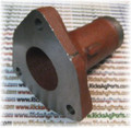 Flange K912440 Exhaust  David Brown