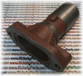 Flange K952969 Exhaust David Brown