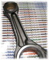 Connecting Rod 676805AS 31-2906318 72093987