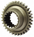 Gear 180415M1 180415M2 Pinion (33 Tooth - 17 Spline