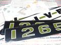1265 Decal Set - Oliver 1265 31-2900606