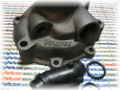 Water Pump 98497117 w/Gaskets & Adapter Tube