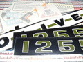 1255 Decal Set - Oliver 1255 30-3014487