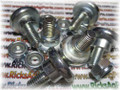 Bolt & Nut 604664 610495 81160 (Pkg of 12)